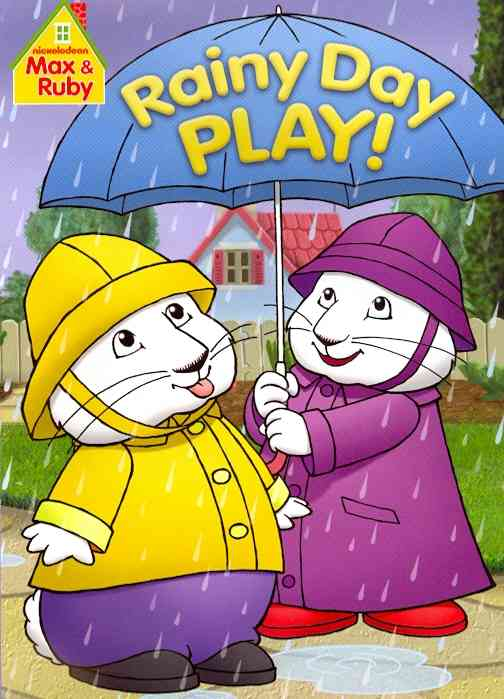 Max And Ruby Afternoons Dvd